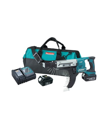 Makita 18V LXT Lithium-Ion Cordless Autofeed Screwdriver MAKBFR750-
