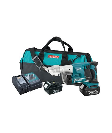 Makita 18V LXT Lithium-Ion Cordless 18 Gauge Straight Shear MAKBJS130-