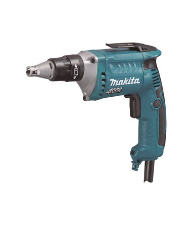 Makita Drywall Screwdriver; 4,000 RPM, Variable Speed, Reversible with L.E.D. Light MAKFS4200-