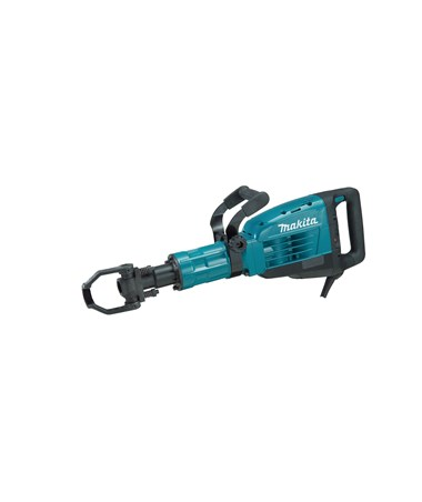 "Makita HM1307CB 35 lb. Demolition Hammer Kit;1-1/8"" Hex Shank Bits MAKHM1307CB"