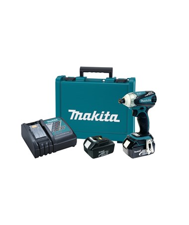 Makita LXDT01 18V LXT Lithium-Ion Cordless 3-Speed Brushless Motor Impact Driver Kit MAKLXDT01