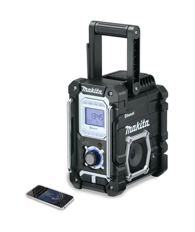 Makita 18V LXT Lithium-Ion Cordless Bluetooth Job Site Radio MAKXRM04B