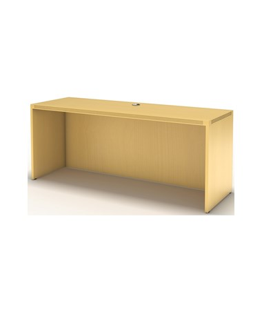 Mayline Aberdeen Laminate Series 60-Inch Credenza MAYACD6024 Maple