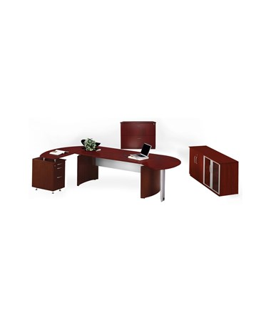 Mayline Medina Series Office Suite 16 MAYMNT16LGS-