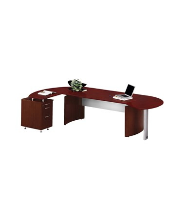 Mayline Medina Series Office Suite 1 MAYMNT1LGS-