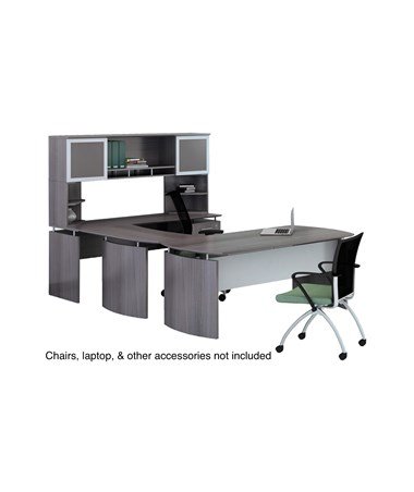 Mayline Medina Series Office Suite 36 MAYMNT36LGS-