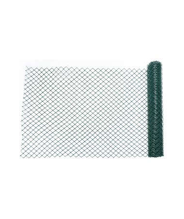 Mutual Industries Diamond Link Fence