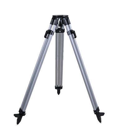Nedo Medium-Duty Aluminum Tripod with Quick Clamp and Retract-and-Go Lock 200221