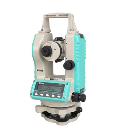 Nikon Electronic Digital Theodolite NE-102 5 Second Accuracy NIKHRA83130