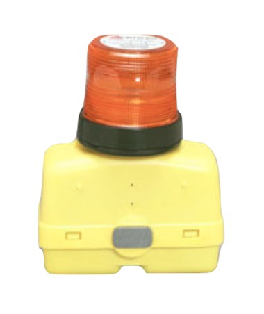 North American Battery Box Barricade Strobe Light