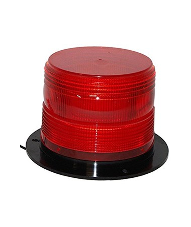 North American 625 Series 360-Degree High Power LED Warning Light LED625F-R