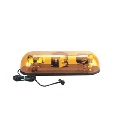 North American Halogen Rotating Mini Light Bar MBTRM-A