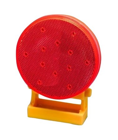 North American Battery-Operated Directional Warning Light PSLM3-R