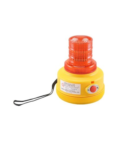 North American 4-Function Battery-Operated Personal Safety Light PSLM4-R