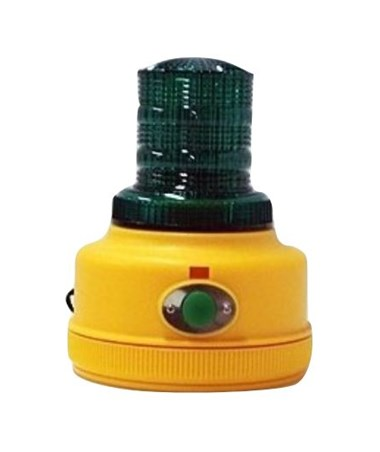 North American 4-Function Battery-Operated Personal Safety Light PSLM4-G