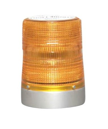 North American Anodized Aluminum Base 700/750 Series Strobe Warning Light DFS750HSP-A