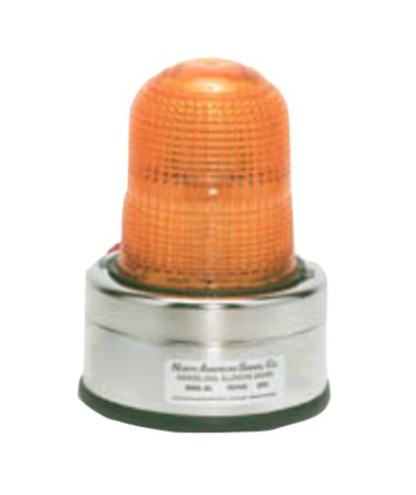 North American M1 Series Strobe Warning Light