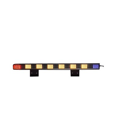 North American LED Traffic Assist - Sequencing Light Bar TA36L-A-RB