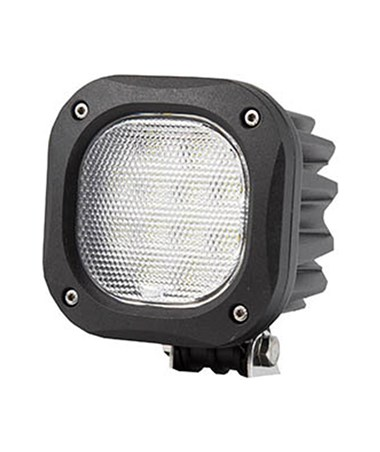 North American Signal Company LED Work Light WLED12X5F
