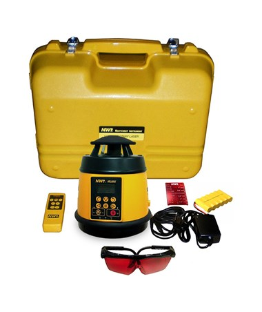 Northwest Instrument NRL800X Single Grade Laser Standard Kit 90215