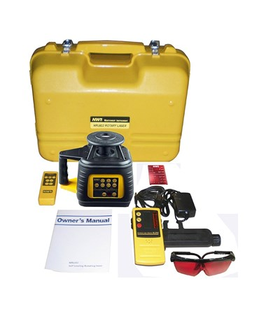 Northwest Instrument NRL602 Self-Leveling Rotary Laser Interior Package NOR90405