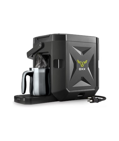 OXX Coffeeboxx Single Brewer Special Ops Black CBK250B-00