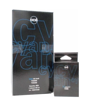 Oce TCS Cyan Ink Combo Pack 29953719
