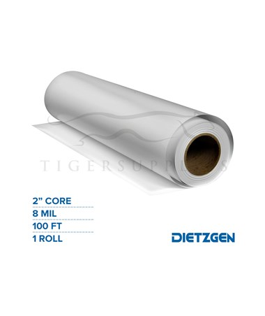 "Dietzgen Satin MP Photo Paper, 8 mil, 2"" Core, 100ft. Roll PAPD79124K-"