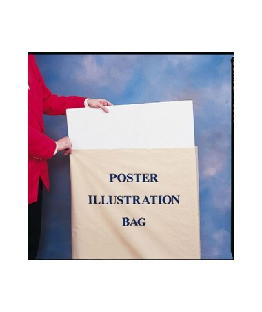 Alvin Poster Illustration/Foam Core Bag (100/Box) PBF380