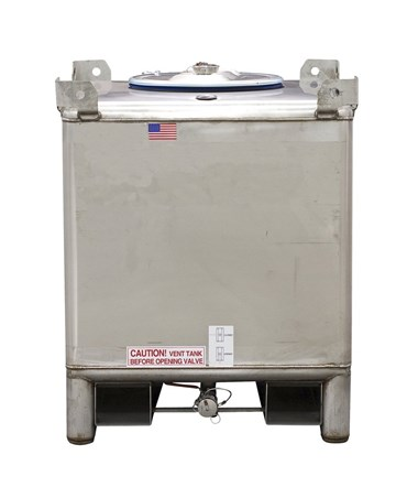 Powerblanket TH330 Insulated IBC Storage Tote Heater with Adjustable Thermostat Controller Fits 330 Gallon IBC Totes