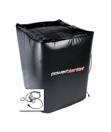 PowerBlanket Insulated IBC Storage Tote Heater w/ Thermostat Controller PBLTH250-