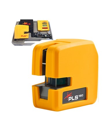 Pacific Laser Systems PLS180 Horizontal-Vertical Line Laser 60521
