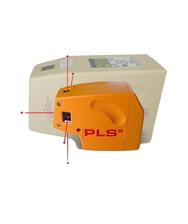 Pacific Laser Systems PLS5 Point Laser Level PLS5