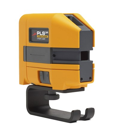 Pacific Laser Systems PLS 3R 3-Point Laser Level PLS5009340-