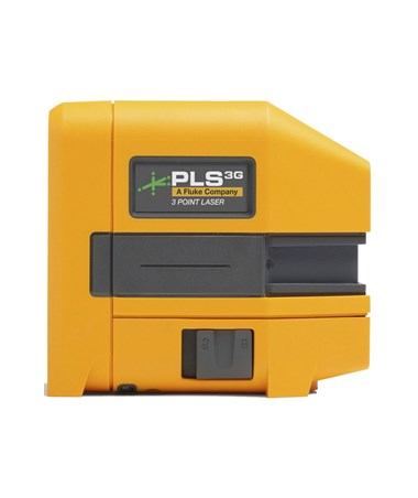 Pacific Laser Systems 3G Green Beam 3-Point Laser Level PLS5009369-