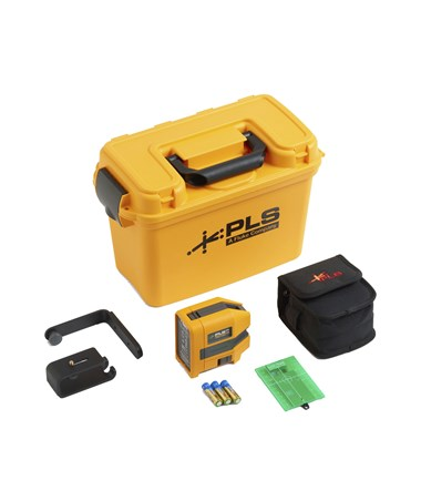 Pacific Laser Systems PLS 3G 3-Point Laser Level Kit PLS5009378