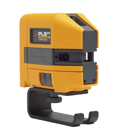 Pacific Laser Systems PLS 5R 5-Point Laser Level PLS5009384-