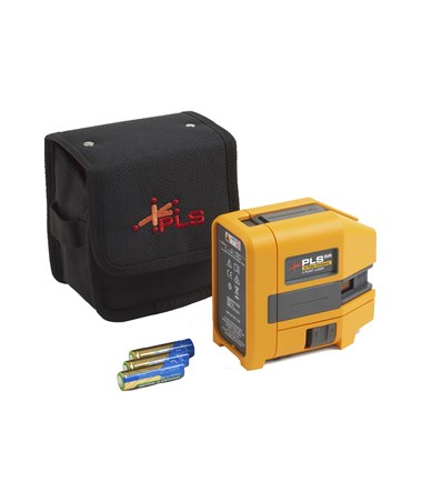 Pacific Laser Systems PLS 5R Z 5-Point Laser Level Only PLS5009384