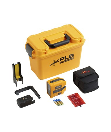 Pacific Laser Systems PLS 5R 5-Point Laser Level Kit PLS5009391