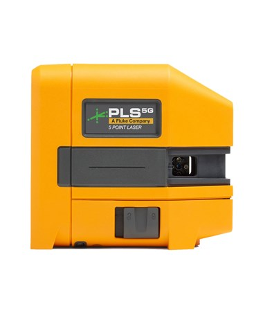 Pacific Laser Systems PLS 5G Green Beam 5-Point Laser Level PLS5009406-