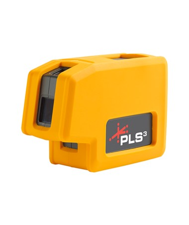 Pacific Laser Systems PLS3 Point Laser Level PLS60523