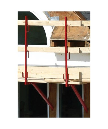 Qualcraft Side Wall Staging Bracket Guardrail QUA2301