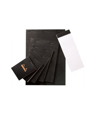 Rhodia Graphic Sketch/Memo Pad (80-Sheet) RA80