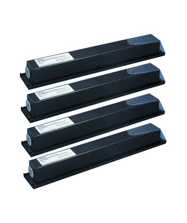 RWF KIP 2900-103 Compatible Black Toner Cartridge (4-Pack) RAVKPT2710
