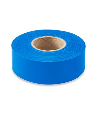 SMI-Carr Blue Flagging Tape, 300 Feet SACFTSB