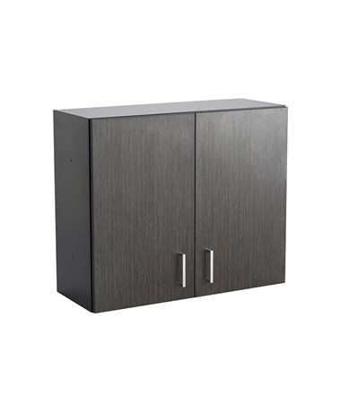 Safco Hospitality Wall Cabinet, Black 1700AN