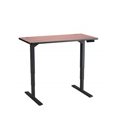Safco Height-Adjustable Tabletop, Cherry 1894CY