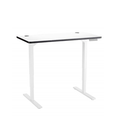 Safco Height-Adjustable Tabletop, Gray 1894GR