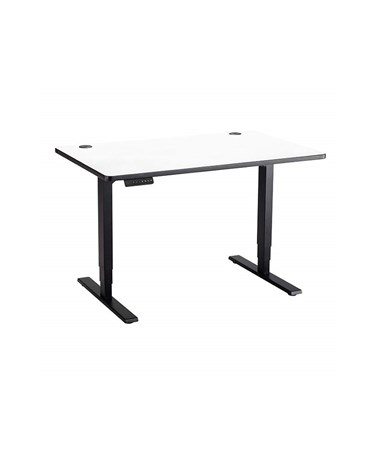 "Safco Height-Adjustable Tabletop, 48""W x 30""D Gray 1895GR"