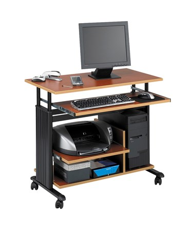 SAFCO1927-Muv™ Mini Tower Adjustable Height Workstation SAF1927